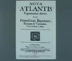 The Nova Atlantis Latin Title Page